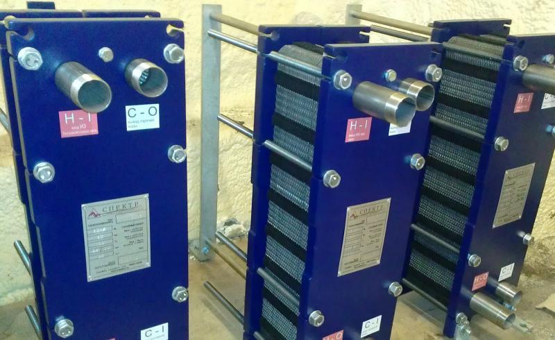 Дельта т пластинчатых теплообменников где можно купить теплообменник для газовой колонки впг 18
