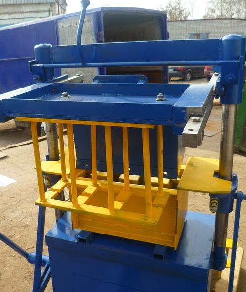 Оборудование для производства строительных блоков 41