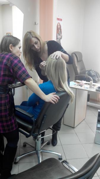Курсы парикмахеров маникюр цены