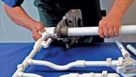 Водопроводные трубы своими руками