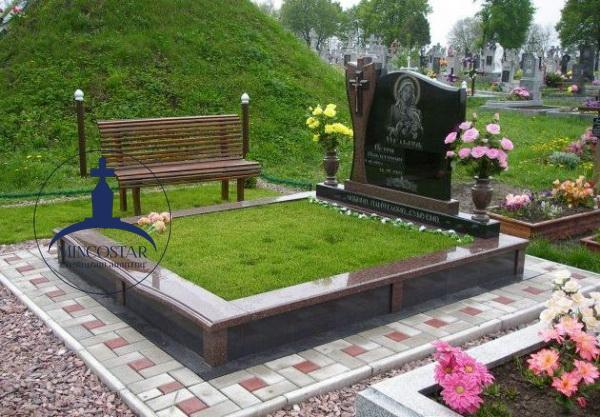 Благоустройство места захоронения своими руками