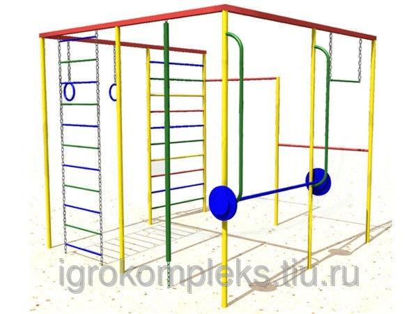 Детский спортивный комплекс чертежи и фото