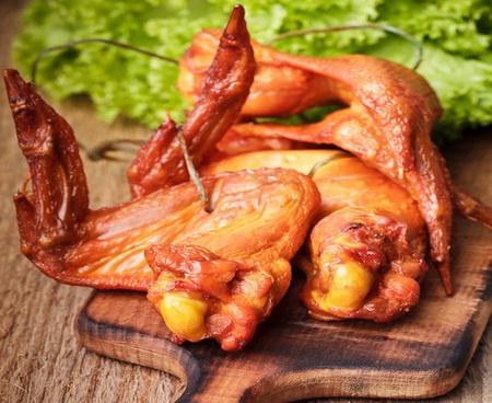 Рецепт куриная грудка горячего копчения