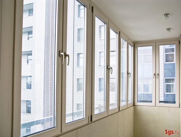 Стрелком - остекление балконов и лоджий, метро марьино, моск.