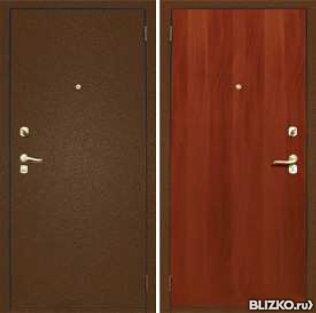 новое ступино стальные двери