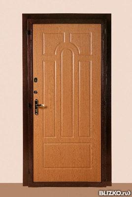 железные двери эконом класса в клину