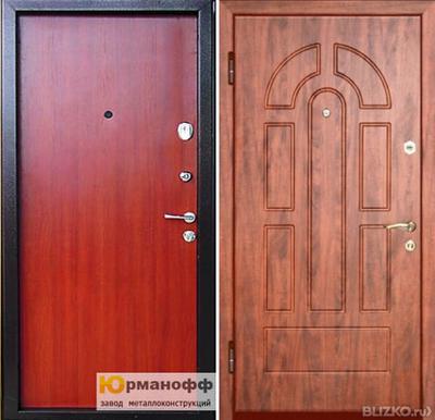 металлические двери в рф