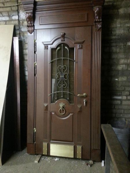 двери металлические входные для загородного дома москва