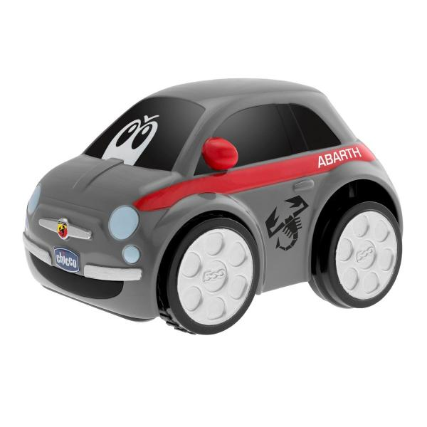 Игрушка машинка Chicco Turbo Touch Fiat 500 Abarth, 2 г.+
