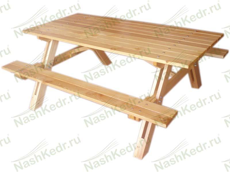 Дачные столики и стульчики для пикника своими руками 31