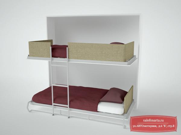 Кровать трансформер белгород