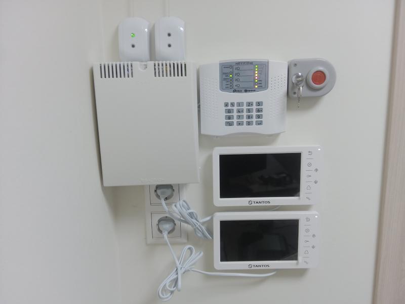 Сигнализация в квартиру вневедомственная охрана стоимость нижний новгород