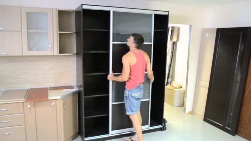 Сборка мебели шкаф купе