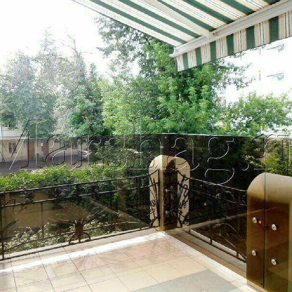 стеклянный балкон цена