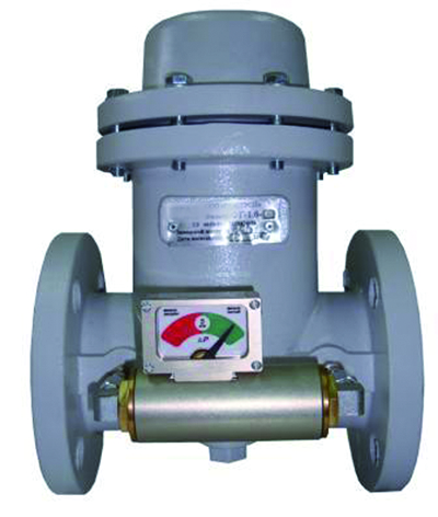 Фильтр газа ФГ-16-50 с ИПД (ФГ-1,6-50 с ДПД)