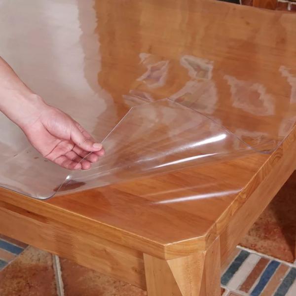 Скатерть на стеклянный стол стандартный размер.