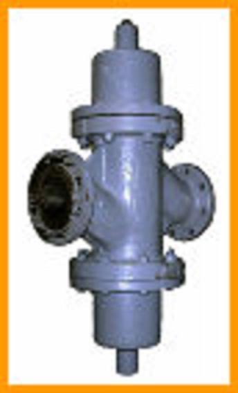Регулятор ограничитель расхода, с клапаном VFQ 2, kvs 80,0 м3/ч
