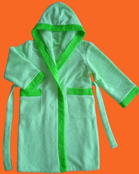 Махровые халаты своими руками