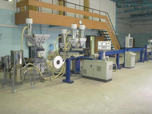 заключительным аккордом завод по выпуску металлопластиковых труб энергетическом