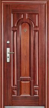 и стальная дверь верой и и по дизайну и по
