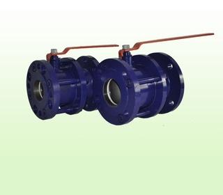Кран шаровой стальной фланцевый 11с67п (ОАО Завод «Этон»)