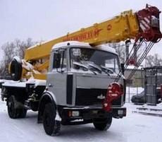 Автокран КС-35715 «Ивановец»