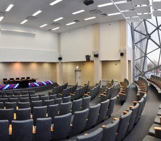 Архитектурная акустика и звукоизоляция