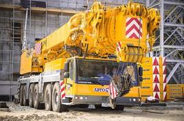 Аренда крана 350 тонн