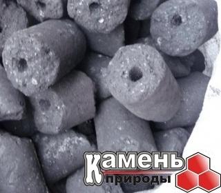 Угольный брикет который хорошо горит