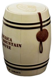 Деревянный бочонок «Ямайка Блю Маунтин»