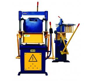 Оборудования для производства шлакоблоков