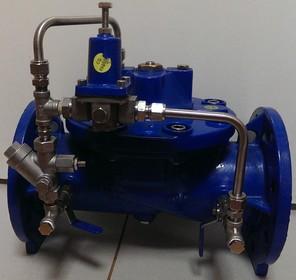 Регулирующий клапан давления HM-2ARP-2M тип «после себя»