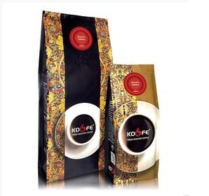 Свежеобжаренный кофе от производителя Ко энд Фе
