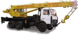 Автокран КС-55727-1 «Машека»