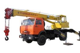 Автокран КС-3577-3К «Углич»