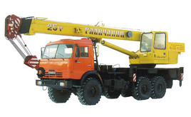 Автокран КС-55713-3 «Галичанин»