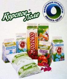 Кефир, обогащенный йодированным белком (жирность 2,5%)