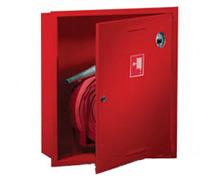 Пожарные шкафы ШПК-310 НЗК для пожарного крана навесной закрытый или встроенный открытый