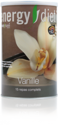 Коктейль «Ваниль» Energy diet отзывы и описание
