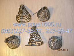 Спираль розжига 335.01.00.622 ППУА, АДПМ, запасные части ППУА 1600 100, АДПМ 12 150, ППУ