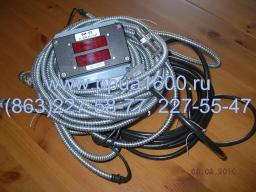 Блок вторичной индикации ВИ 05, сигнализатор ДСБ 050, запасные части ППУА 1600/100, ППУ, АДПМ 12/150