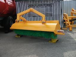 Щетка дорожная с гидроприводом для трактора МТЗ, ЮМЗ