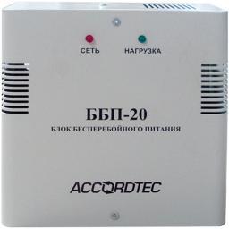 Блок бесперебойного питания ББП-20 Производитель: AccordTec