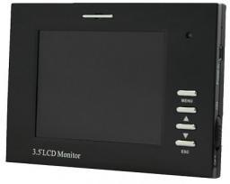 сервисный TFT монитор для монтажа видео камер