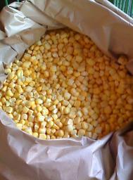 замороженная кукуруза - зерно (Молдова)