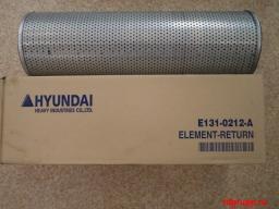 Фильтр для экскаваторов Hyundai Хундай