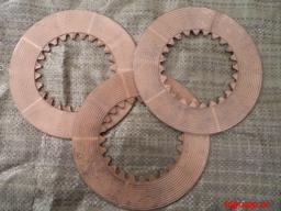 325-01-0047 фрикционный диск