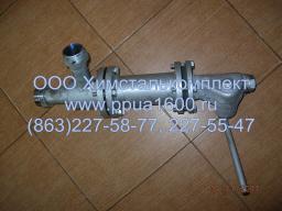 СППК4Р 50-16 клапан, Клапан предохранительный СППКР, запчасти ППУА 1600/100, АДПМ 12/150, ППУ 1600/100