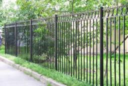 Забор для школ и детских учреждений