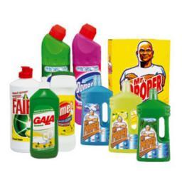 специалиированные моющие средства
